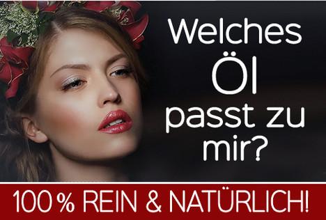 Diese Öle pflegen Sie in der kalten Jahreszeit richtig! Welchen Öl-Typ braucht meine Haut?