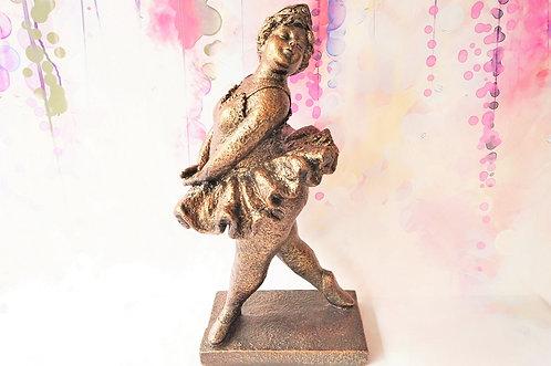 Riesig! Außergewöhnlich schöne und große Ballerina mit Stil – Höhe 57 cm