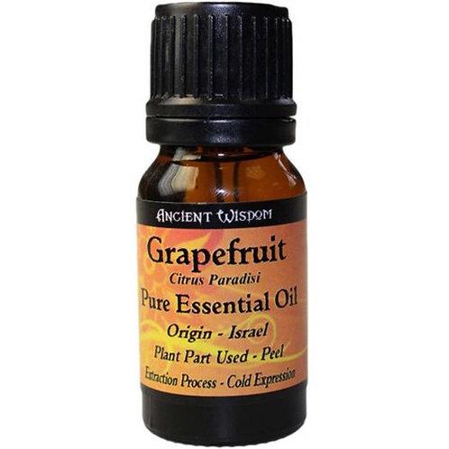 GRAPEFRUIT-ÖL - 100 % NATUR! 10 ml ätherisches Öl