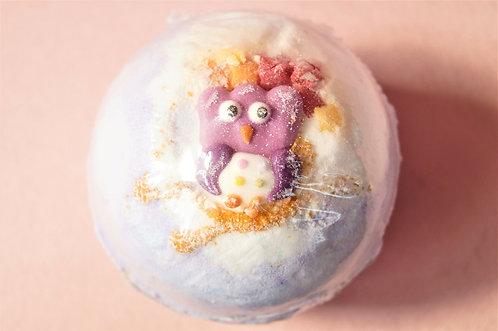 Night Owl - die besondere Badebombe - 160 g Luxus