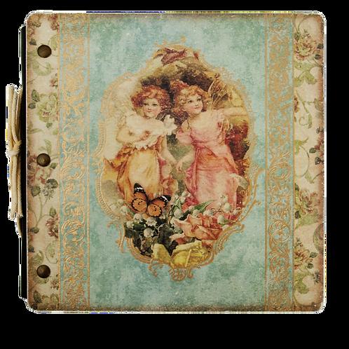 GRENZGENIALES, wunderschönes Fotoalbum für 96 Fotos – 23 x 23 cm