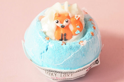 Foxy Loxy - die besondere Badebombe - 160 g Luxus