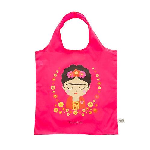 It´s FRIDA! Angesagter, faltbarer Frida Kahlo Shopper