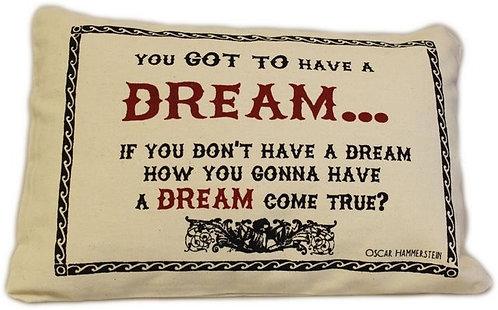 Baumwollkissenbezug 38x25cm - Dream - Diese tollen Kissen sind ein echter Blick