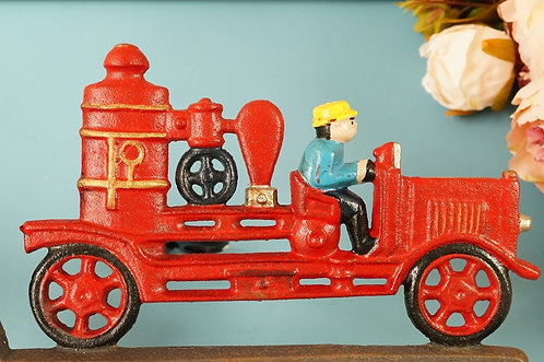 EISEN!!! Glocke für Feuerwehrmänner und -frauen! Ein tolles Stück Nostalgie!