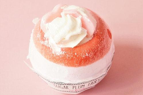 Sugar Plum Fairy - die besondere Badebombe - 160 g Luxus