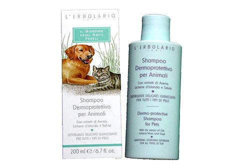 Schauen Sie auf Ihren Vierbeiner! Hautschützendes Shampoofür Tiere
