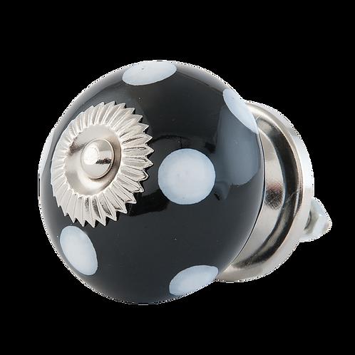 Genialer Kastenknopf aus Keramik! DM 4 cm