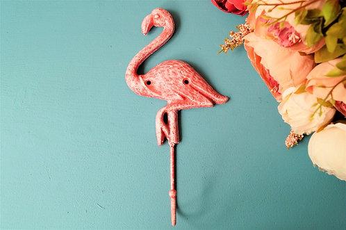 SOWAS VON COOL! Haken aus Gußeisen pink - Flamingo