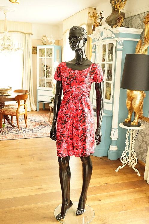 Originales Kleid aus den 50er/ 60er Jahren aus Seide