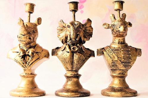 Herrschaftliche Kerzenleuchter in 3 tollen Designs