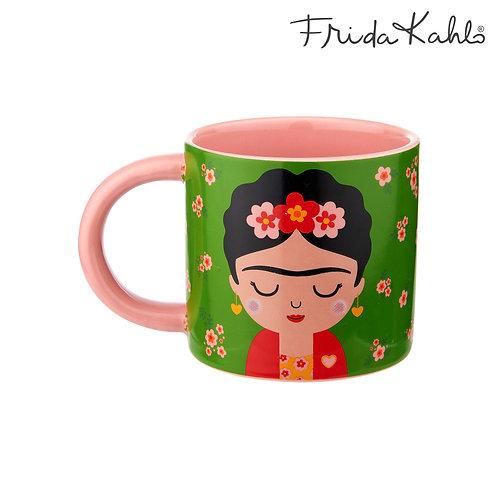 It´s FRIDA! Angesagtes Frida Kahlo Heferl aus Steingut