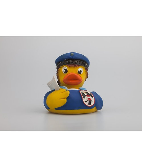 Wiener Sängerknabe -diese Quietsch-Ente ist ein Original von Austroducks
