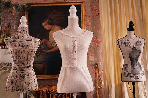 UNGLAUBLICH SCHÖN!!! Geniale Kleiderpuppe modern interpretiert!