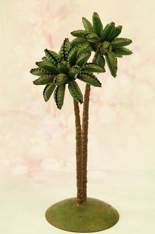MIDCENTURY! Kultige Palmen - Handarbeit aus den 50ern