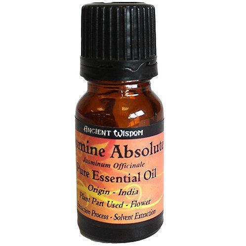 JASMIN-ÖL  Verdünnt! - 100 % NATUR! 10 ml ätherisches Öl