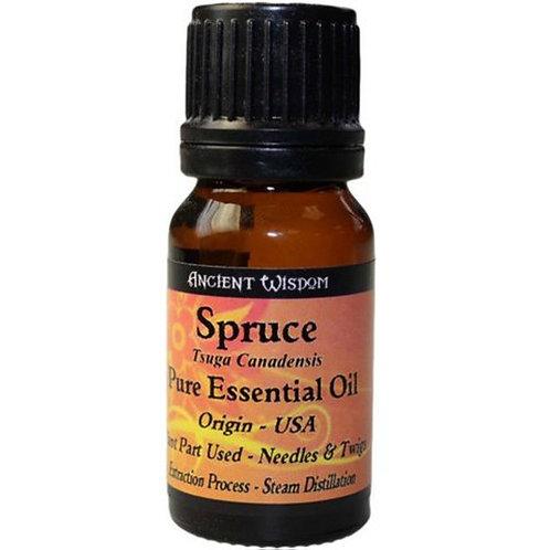 FICHTEN-ÖL  - 100 % NATUR! 10 ml ätherisches Öl