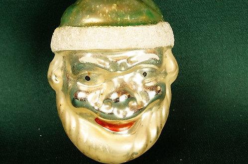 ALTER WEIHNACHTSSCHMUCK!!! Weihnachtsmann ca. 9 cm