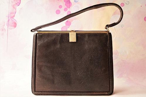 Hochwertige Vintage-Tasche im eleganten Design