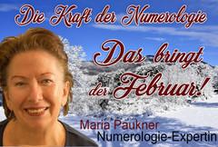 NUMEROLOGIE – die Kraft der Zahlen! Expertin Maria Paukner sagt uns, was der Februar bringt.