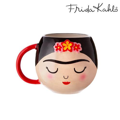 It´s FRIDA! Angesagtes Frida Kahlo Heferl aus Steingut – Füllmenge 400ml
