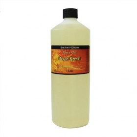 100%NATUR!1Liter REINES & HOCHWERTIGES Pfirsichkern-Öl–reguliert den Fetthaushal
