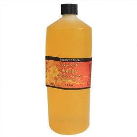 100%NATUR! 1 Liter REINES & HOCHWERTIGES Jojoba-Öl–gegen vorzeitige Hautalterung
