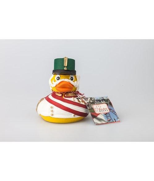 Kaiser Franz Joseph - diese Quietsch-Ente ist ein Original von Austroduck