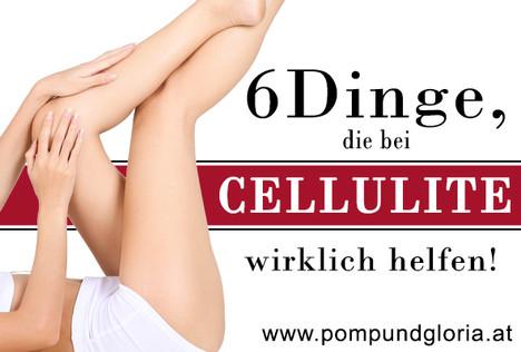 6 Mittel, die bei Cellulite wirklich helfen!