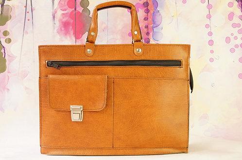 Vintage Style! Sehr schöne Aktentasche im grandiosen Aussehen!