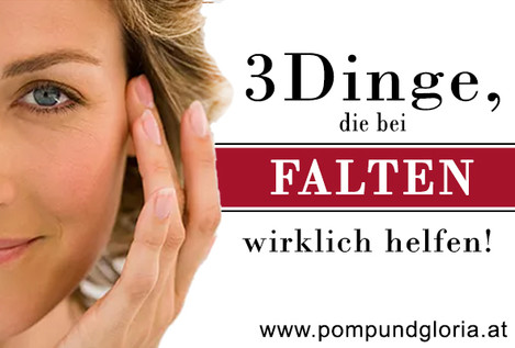 3 ANTI-AGING-Produkte  die wirklich helfen!