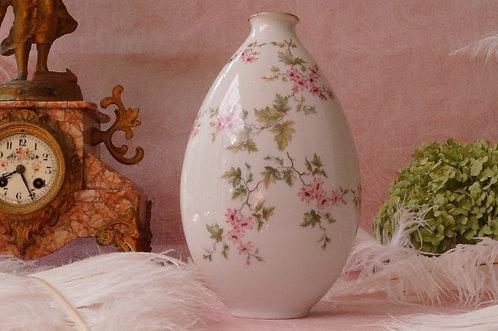 HUTSCHENREUTHER! Edle, floral gestaltete Vase