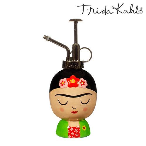 It´s FRIDA! Angesagte Frida Kahlo Sprühflasche aus Steingut