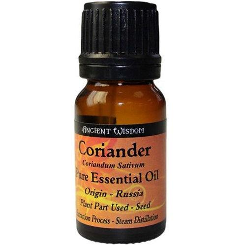 KORIANDERSAMEN-ÖL - 100 % NATUR! 10 ml ätherisches Öl