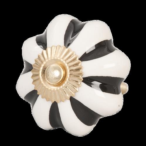 Genialer Kastenknopf aus Keramik! DM 4,5 cm