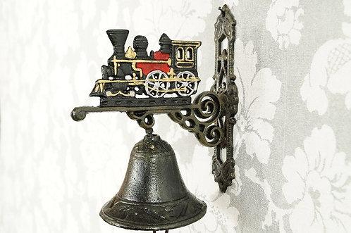 EISEN!!! Glocke für Eisenbahnliebhaber! Ein tolles Stück Nostalgie!