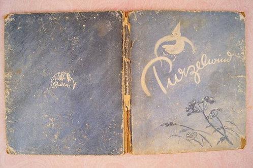 Max Dingler – Purzelwind eine Märchengeschichte mit bunten Bildern 1943