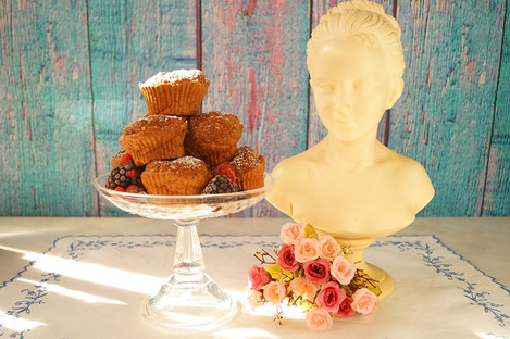 Fett weg Muffin – der Sommer kommt!  Rezepte die das Leben leichter machen.