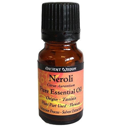 NEROLI-ÖL  verdünnt! - 100 % NATUR! 10 ml ätherisches Öl