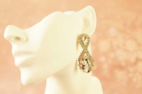 Statement-Ohrring im angesagten Design – ca. 5,5 cm lang