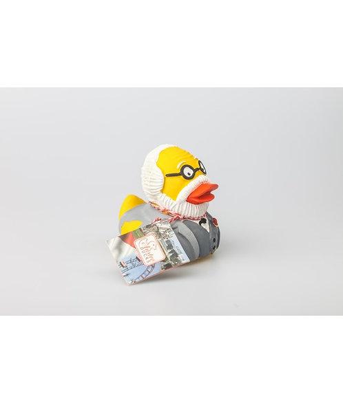 Sigmund Freud - diese Quietsch-Ente ist ein Original von Austrod