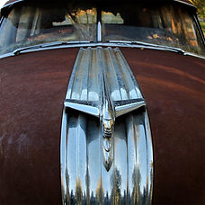 Pontiac vintage car