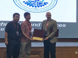 Congratulations Prof. Peter Lee