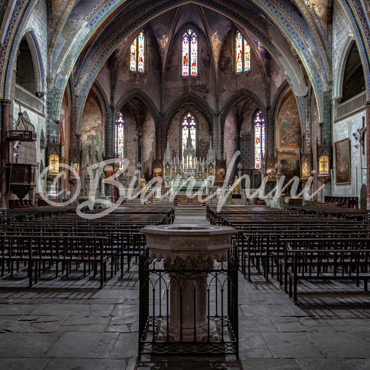 Cathédrale de Mirepoix