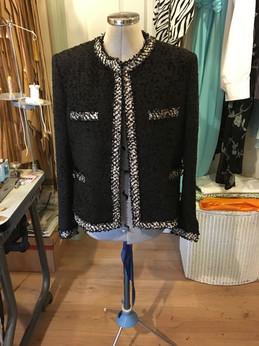 Chanel-Style Jacket
