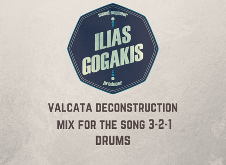Valcata Deconstruction Mix - Drums
