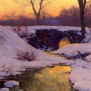 Snow Bound Brook