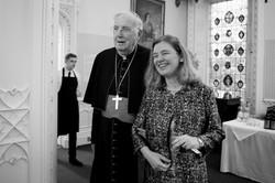 Cardinal Cormac Murphy-O'Connor 60th Ann