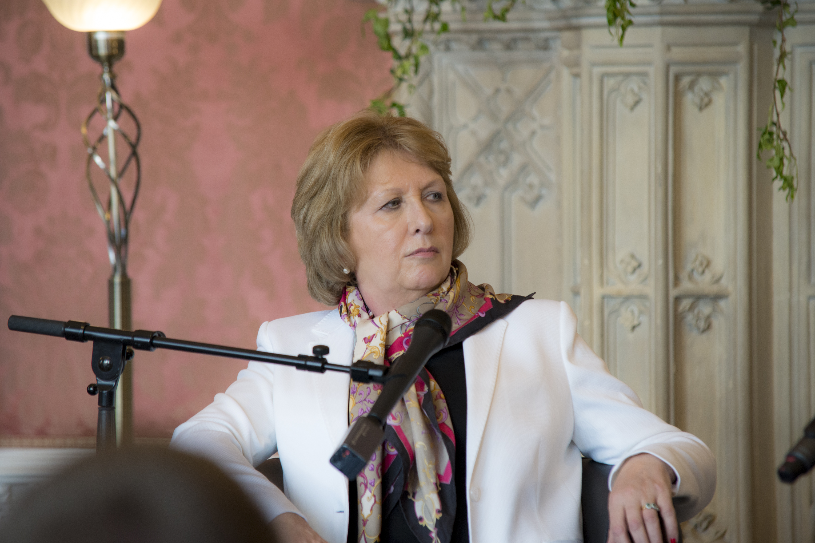 Mary McAleese Interview