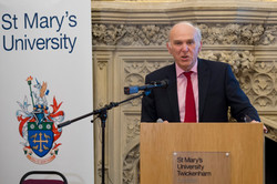 Sir Vince Cable Lecture